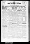 Spartan Daily, September 21, 1934 by San Jose State University, School of Journalism and Mass Communications