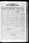 Spartan Daily, September 24, 1934 by San Jose State University, School of Journalism and Mass Communications