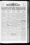 Spartan Daily, September 25, 1934 by San Jose State University, School of Journalism and Mass Communications