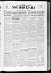 Spartan Daily, September 26, 1934 by San Jose State University, School of Journalism and Mass Communications