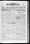Spartan Daily, October 2, 1934 by San Jose State University, School of Journalism and Mass Communications