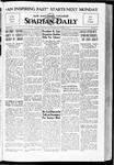 Spartan Daily, October 3, 1934