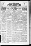 Spartan Daily, October 4, 1934 by San Jose State University, School of Journalism and Mass Communications