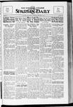 Spartan Daily, October 4, 1934