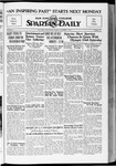 Spartan Daily, October 5, 1934 by San Jose State University, School of Journalism and Mass Communications