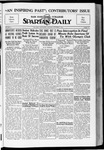 Spartan Daily, October 8, 1934 by San Jose State University, School of Journalism and Mass Communications