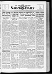 Spartan Daily, October 11, 1934 by San Jose State University, School of Journalism and Mass Communications