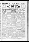 Spartan Daily, October 12, 1934 by San Jose State University, School of Journalism and Mass Communications