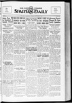 Spartan Daily, October 16, 1934 by San Jose State University, School of Journalism and Mass Communications