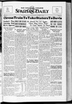 Spartan Daily, October 17, 1934 by San Jose State University, School of Journalism and Mass Communications