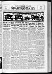 Spartan Daily, October 18, 1934