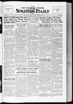 Spartan Daily, October 22, 1934 by San Jose State University, School of Journalism and Mass Communications
