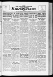 Spartan Daily, October 24, 1934 by San Jose State University, School of Journalism and Mass Communications
