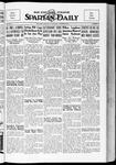 Spartan Daily, October 25, 1934