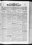 Spartan Daily, October 30, 1934