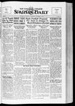 Spartan Daily, October 31, 1934