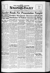 Spartan Daily, November 1, 1934 by San Jose State University, School of Journalism and Mass Communications