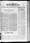 Spartan Daily, November 2, 1934 by San Jose State University, School of Journalism and Mass Communications
