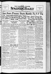 Spartan Daily, November 5, 1934