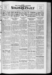 Spartan Daily, November 7, 1934 by San Jose State University, School of Journalism and Mass Communications