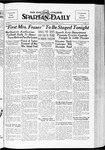 Spartan Daily, November 14, 1934 by San Jose State University, School of Journalism and Mass Communications