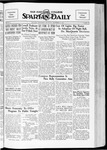 Spartan Daily, November 15, 1934 by San Jose State University, School of Journalism and Mass Communications