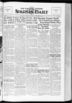 Spartan Daily, November 19, 1934 by San Jose State University, School of Journalism and Mass Communications