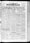 Spartan Daily, November 21, 1934 by San Jose State University, School of Journalism and Mass Communications