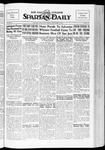 Spartan Daily, November 23, 1934
