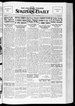 Spartan Daily, November 26, 1934 by San Jose State University, School of Journalism and Mass Communications