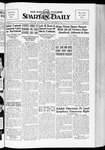 Spartan Daily, December 10, 1934 by San Jose State University, School of Journalism and Mass Communications