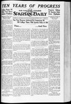 Spartan Daily, January 2, 1935 by San Jose State University, School of Journalism and Mass Communications