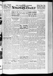 Spartan Daily, January 7, 1935 by San Jose State University, School of Journalism and Mass Communications
