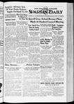 Spartan Daily, January 9, 1935 by San Jose State University, School of Journalism and Mass Communications