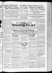 Spartan Daily, January 10, 1935 by San Jose State University, School of Journalism and Mass Communications