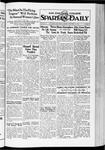 Spartan Daily, January 11, 1935 by San Jose State University, School of Journalism and Mass Communications