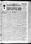 Spartan Daily, January 14, 1935 by San Jose State University, School of Journalism and Mass Communications