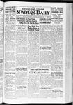 Spartan Daily, January 24, 1935