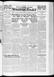 Spartan Daily, January 28, 1935