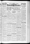 Spartan Daily, January 29, 1935 by San Jose State University, School of Journalism and Mass Communications