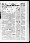 Spartan Daily, January 30, 1935 by San Jose State University, School of Journalism and Mass Communications