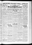 Spartan Daily, February 5, 1935 by San Jose State University, School of Journalism and Mass Communications