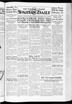 Spartan Daily, February 6, 1935 by San Jose State University, School of Journalism and Mass Communications