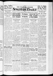 Spartan Daily, February 11, 1935 by San Jose State University, School of Journalism and Mass Communications