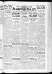 Spartan Daily, February 11, 1935