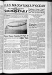 Spartan Daily, February 13, 1935 by San Jose State University, School of Journalism and Mass Communications