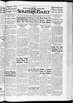 Spartan Daily, February 25, 1935 by San Jose State University, School of Journalism and Mass Communications
