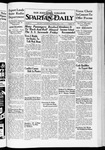 Spartan Daily, May 7, 1935 by San Jose State University, School of Journalism and Mass Communications