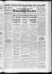 Spartan Daily, May 15, 1935 by San Jose State University, School of Journalism and Mass Communications