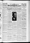 Spartan Daily, May 24, 1935 by San Jose State University, School of Journalism and Mass Communications